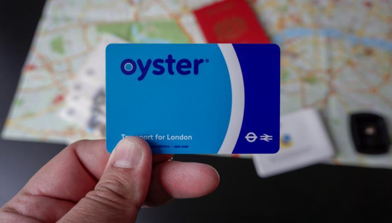 TfL расширяет зону действия Oyster Card