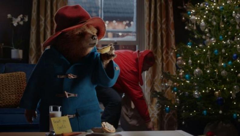 Marks & Spencer открыл сезон рождественской рекламы историей про Паддингтона