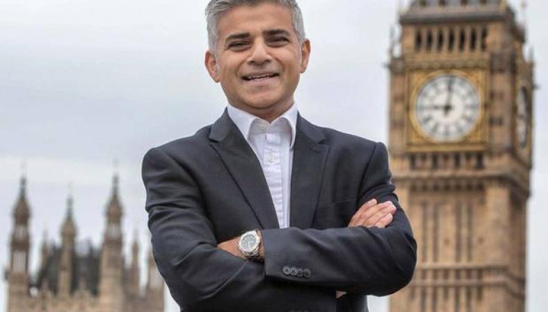 Садик Хан автономия Лондона