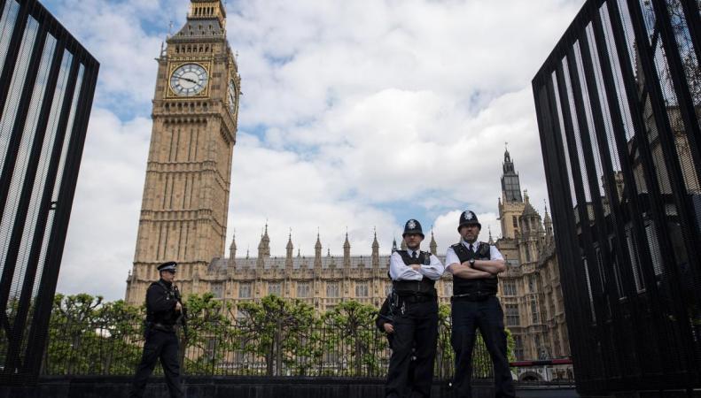 Полиция перекрыла часть Вестминстерского дворца из-за подозрительного письма