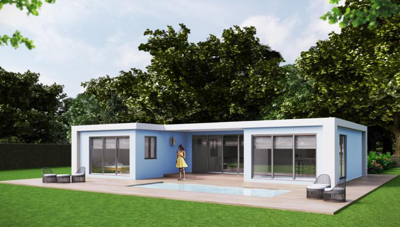 Англию застроят быстровозводимыми домами фото:bauhu.co.uk