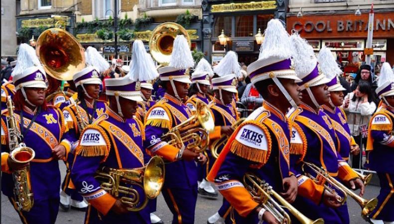 Куда пойти в Лондоне в первый день нового года фото:londonist.com