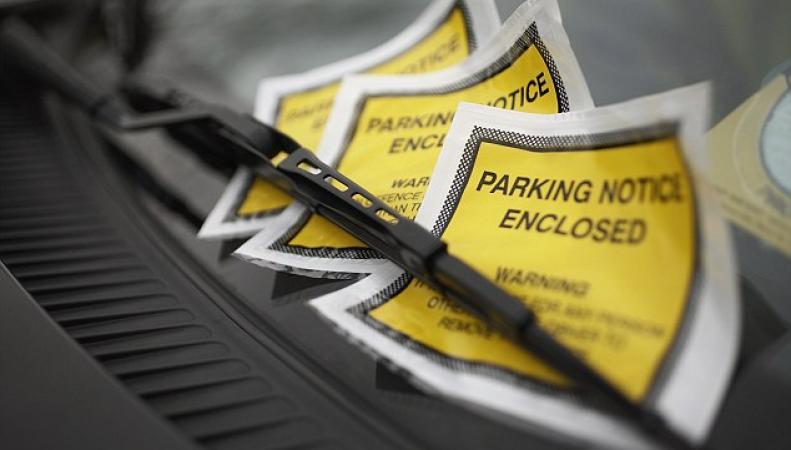Робот-адвокат помог британцам оспорить 160 тысяч штрафов за парковку фото:dailymail.co.uk