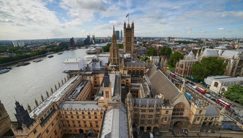 Вестминстерский дворец открылся для туристов