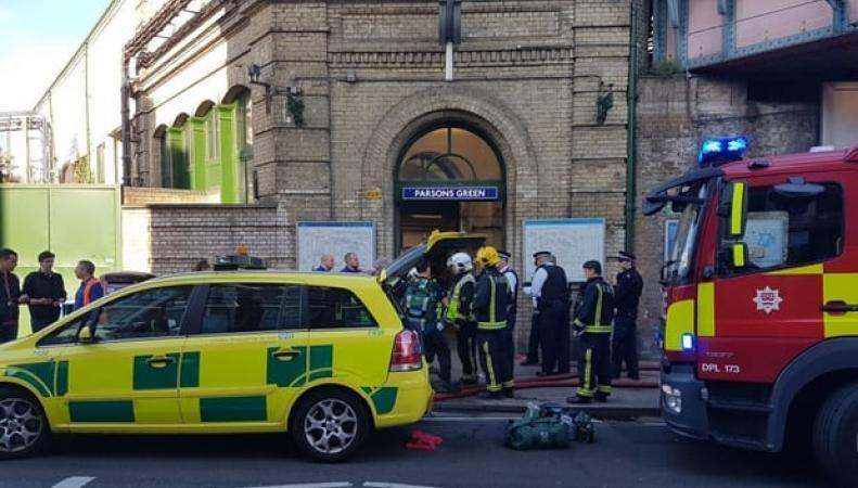 В Дувре задержан подозреваемый по делу о взрыве  в лондонском метро фото:theguardian
