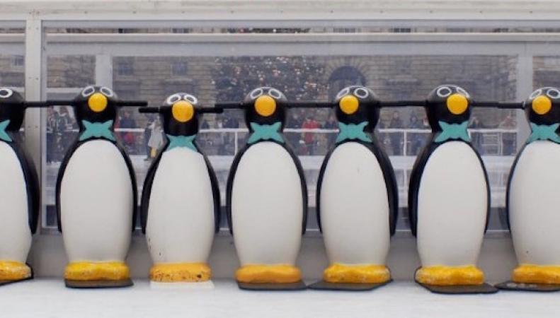 Где в Лондоне откроются самые доступные сезонные катки? фото:londonist.com