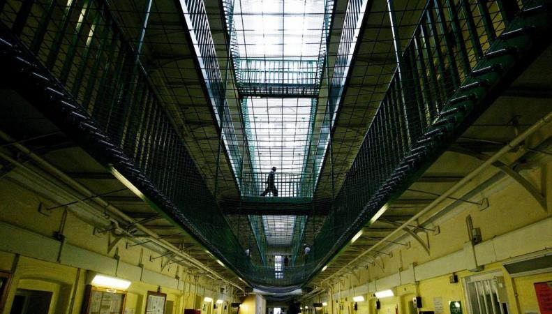 Побег изПентонвилля: двое заключенных насвободе. Владислав Афендиков