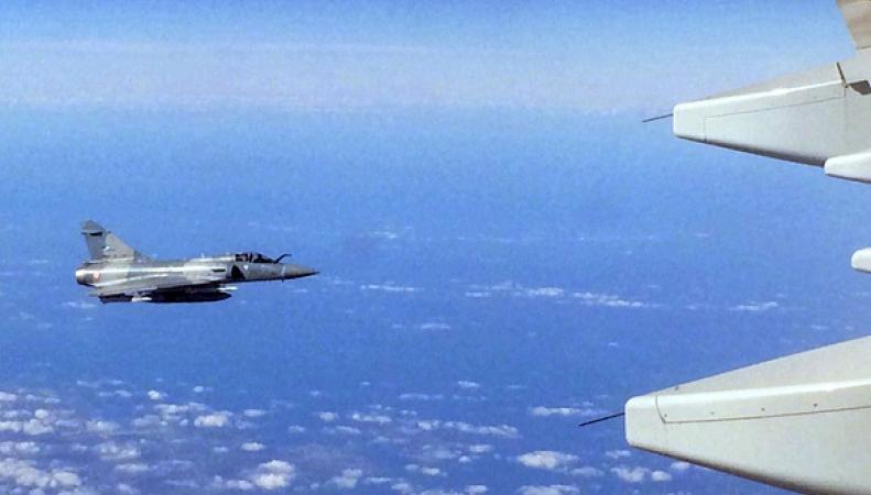 Самолет British Airways потерял связь с землей в небе Венгрии фото:telegraph.co.uk