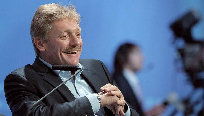 Песков - пресс-секретарь Путина