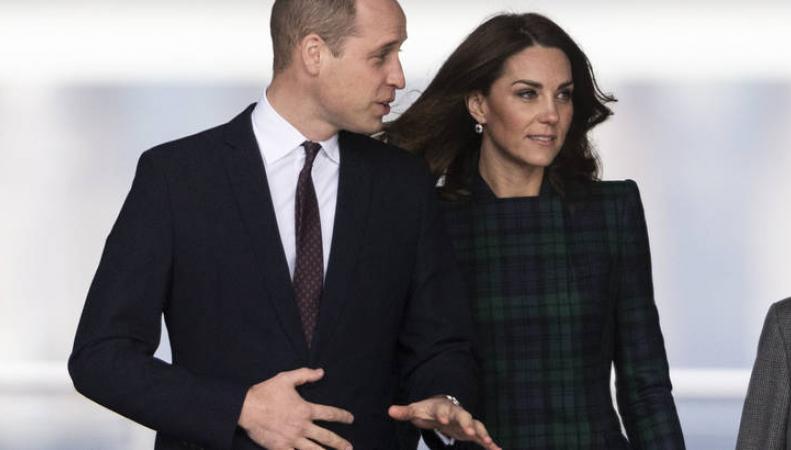Супруги Кембриджские отменили все протокольные мероприятия на одну неделю