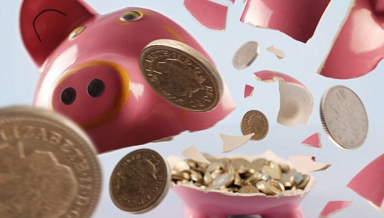 Инфляция съела доход по вкладам в большинстве британских банков фото:thisismoney.co.uk