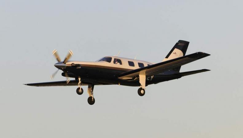 В небе над Ла-Маншем пропал самолет