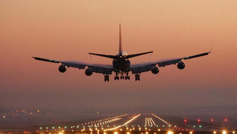В Лондоне было нарушено авиасообщение через аэропорт Гатвик  фото:standard.co.uk