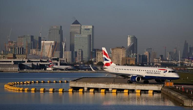 Великобритания и США подпишут договор об открытом небе