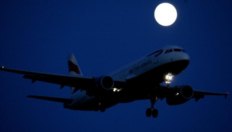 Самолеты перестанут летать по ночам из Хитроу фото:itv.com
