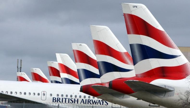 Гражданская авиация Великобритании зафиксировала самый напряженный день в году