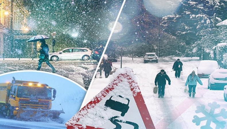 Синоптики пообещали снег на следующей неделе