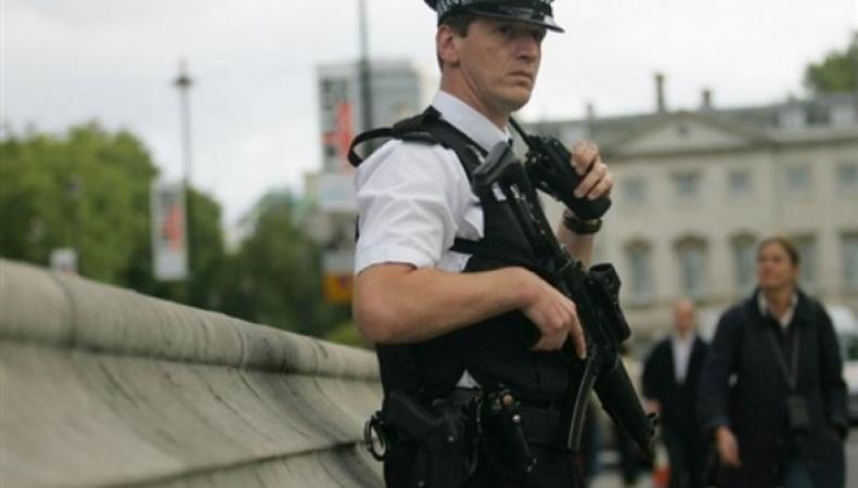 Меры безопасности в Великобритании