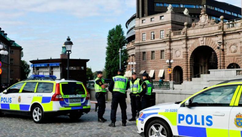 Полиция узнала о готовящихся терактах в Токгольме