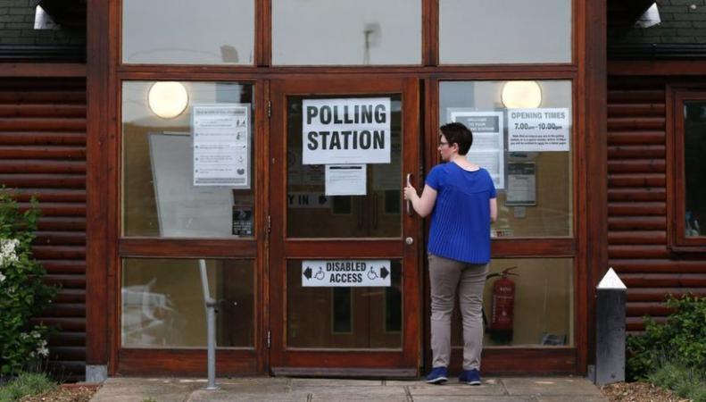 Референдум по вопросу о членстве Великобритании в ЕС завершен фото:bbc.com