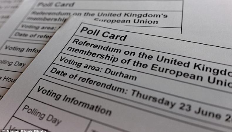 Британские управы уличены в нарушении правил проведения референдума фото:dailymail.co.uk