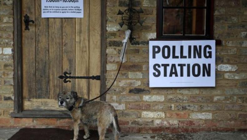 Референдум о членстве в ЕС: Первые результаты фото:telegraph.co.uk