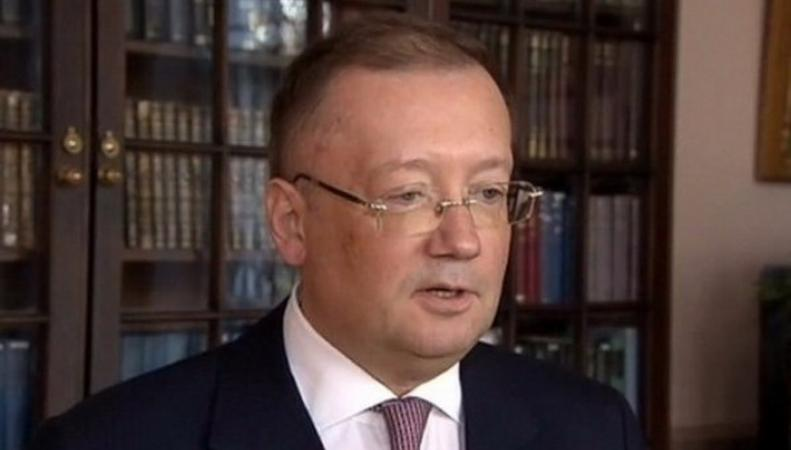 Посол России в Лондоне Александр Яковенко