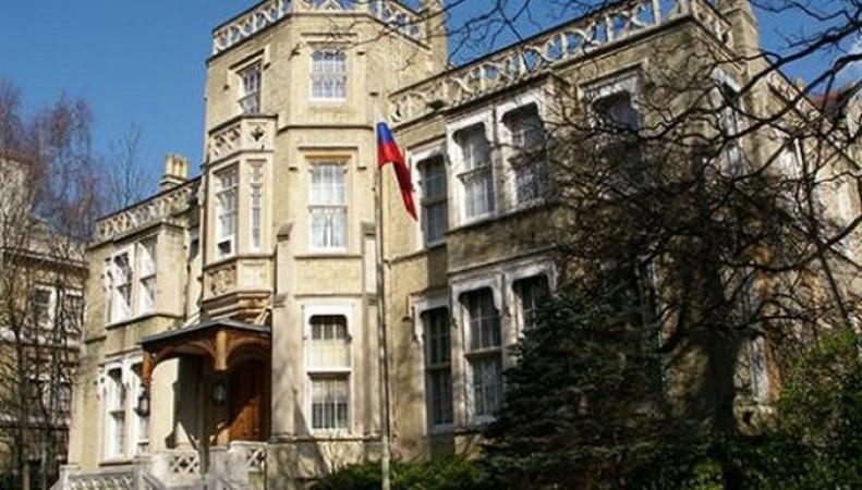 Посольство России направило официальный запрос на проведение встречи Яковенко и Джонсона