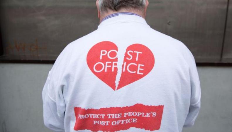 Развоз подарков под угрозой: компания Post Office объявила о проведении забастовки фото:thetimes.co.uk