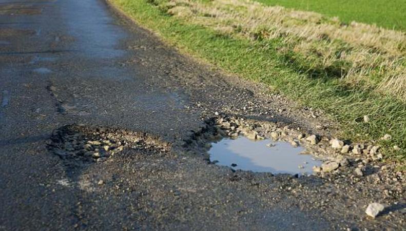 Названы худшие по качеству покрытия дороги Великобритании