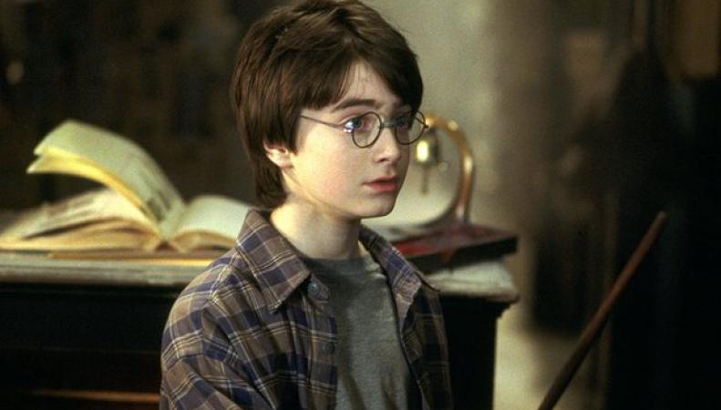 Национальная библиотека Великобритании отметит двадцатилетие Гарри Поттера фото:theguardian