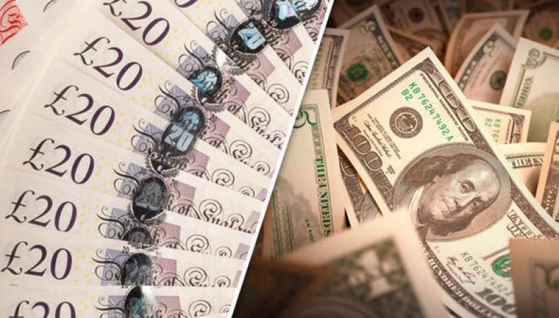 Курс фунта стерлингов к доллару обновил годовой минимум