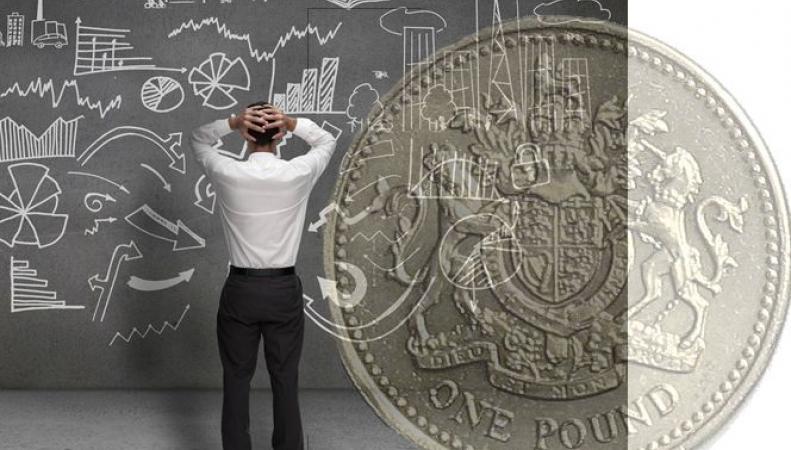 Фунт стерлингов дорожает в ожидании новостей об учетной ставке