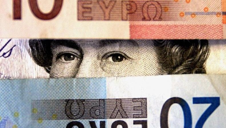 Курс фунта стерлингов устремился вниз в ожидании референдума фото:thisismoney.co.uk