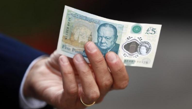 Курс фунта стерлингов поднялся до максимума за два месяца на новостях из Германии