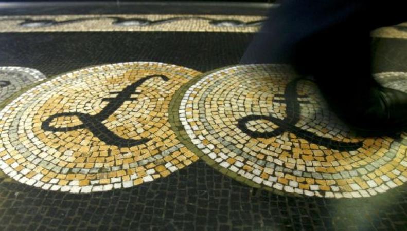 Фунт опустился до трехлетнего минимума к евро фото:reuters