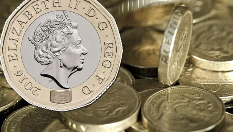 Сколько заплатит британский бизнес за новый двенадцатигранный фунт фото:dailymail.co.uk