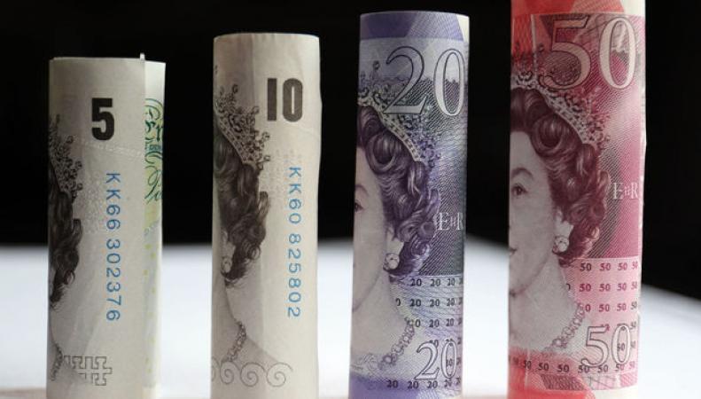 Инфляция наБританских островах  летом  достигла двухлетнего максимума