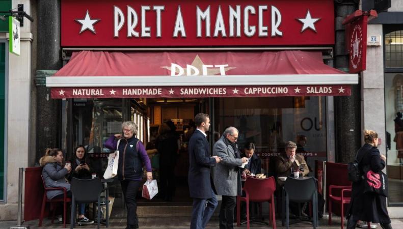 Лондонские полисмены переберутся в кофейни фото: