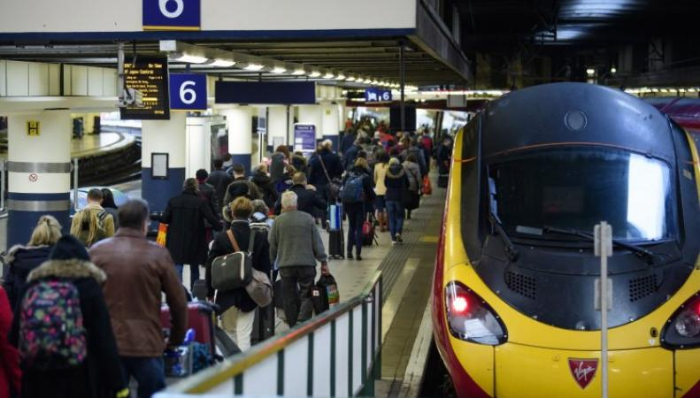Вокзал Euston экстренно закрыт по техническим причинам