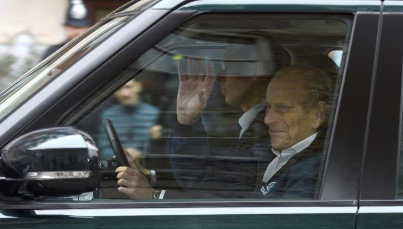 Принц Филипп выписан из больницы после проведенной операции