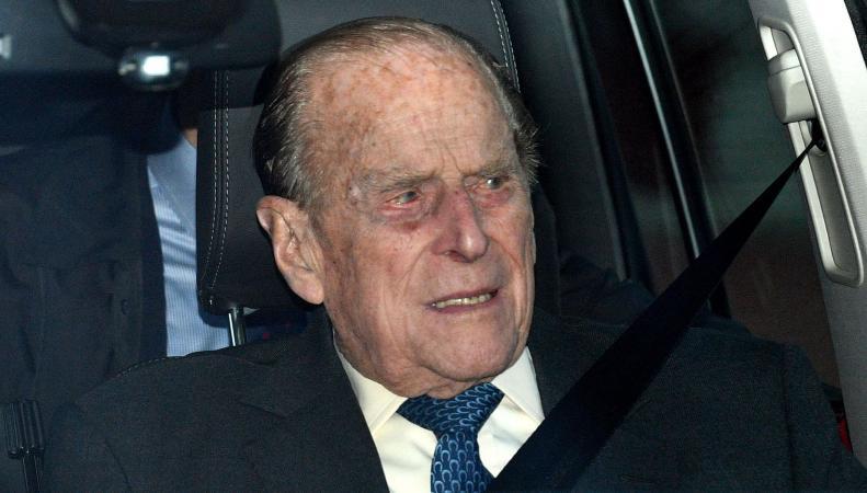 Принц Филипп «по собственной инициативе» сдал водительские права