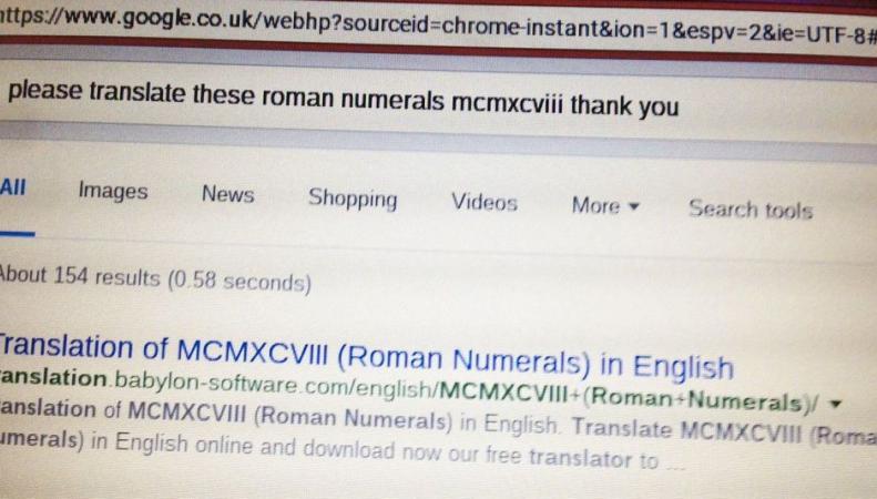 Google ответил лично на вопрос вежливой британской бабушки фото:mashable.com