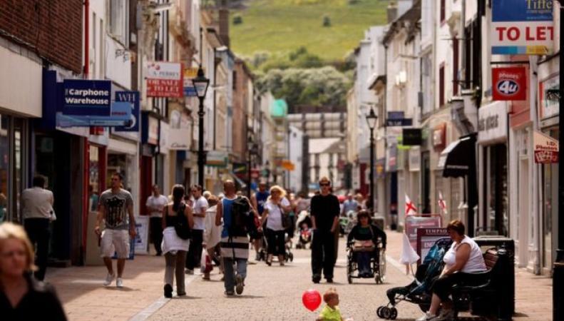 Районы с наиболее доступной недвижимостью в Великобритании названы агентством Halifax фото:bbc.com