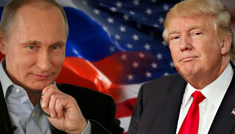 В США закатили истерику по поводу возможного приезда Владимира Путина