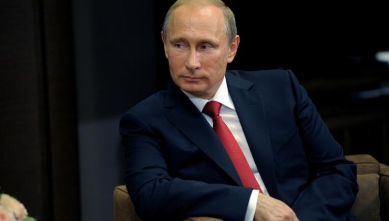 Путина поздравили с Brexit