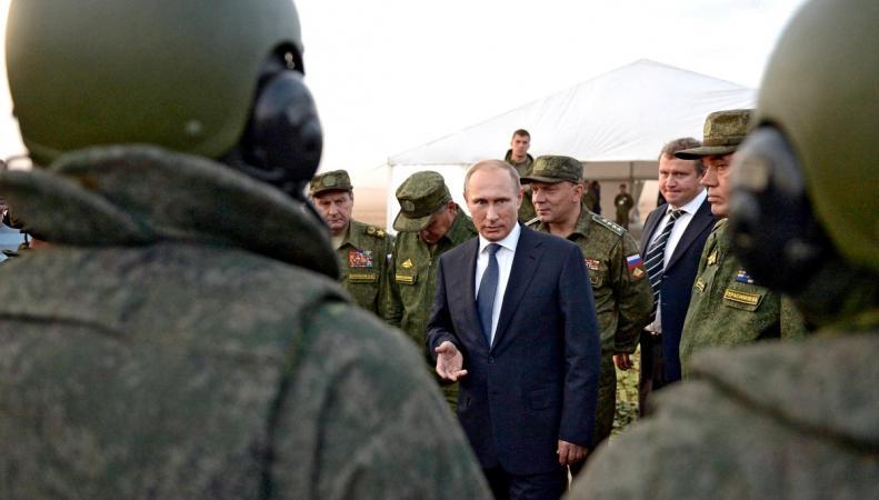 Путин назвал слабое место НАТО