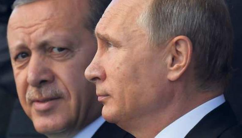 Эрдоган поведал, зачем отправил письмо Путину