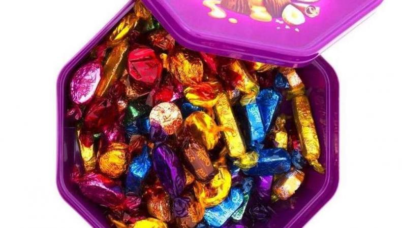 Британские наборы шоколадных конфет прохудились из-за инфляции