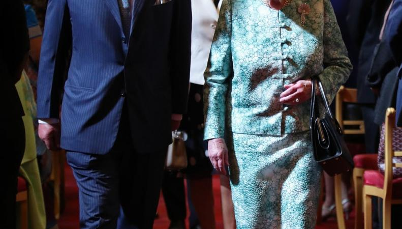 Королева попросила Содружество наций утвердить принца Чарльза ее преемником